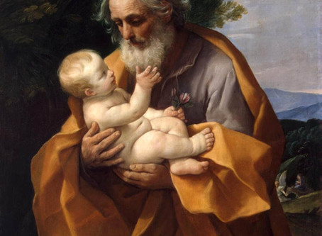 The Predestination of St. Joseph and His Eminent Sanctity