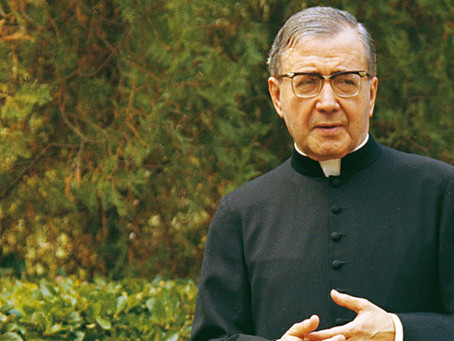 Saint Josemaría Escrivá on the Mediation of Mary