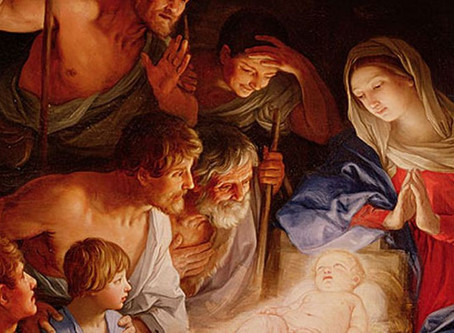 The Miraculous Birth of the Lord