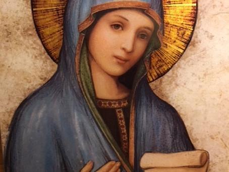 Saint John Eudes - Mother of the Word Incarnate