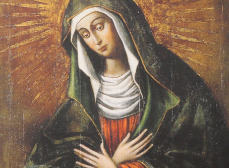 Mary: Co-redemptrix & Mother of Mercy