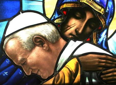 Saint Louis de Montfort - We Belong to Jesus and Mary as Their Slaves