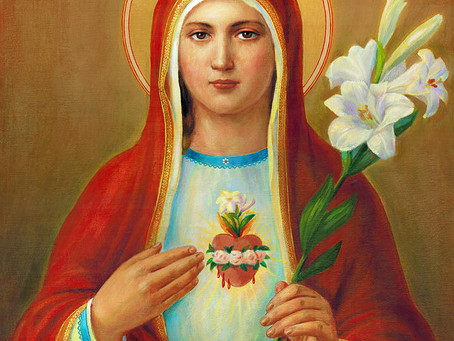 Saint John Eudes - Zeal of God Mirrored in the Admirable Heart of Mary