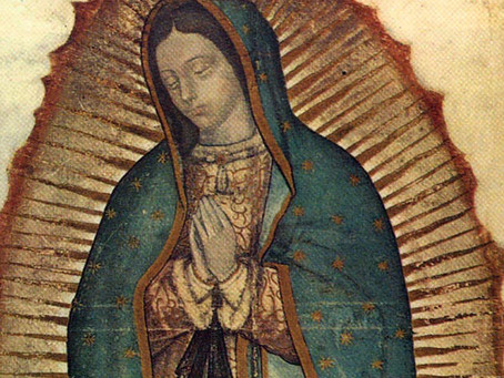The Image of Our Lady of Guadalupe: Icon of the Church in the Americas