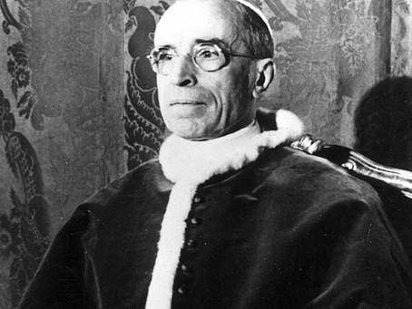Pope Pius XII - Canonization Homily & Allocution for Saint Louis de Montfort