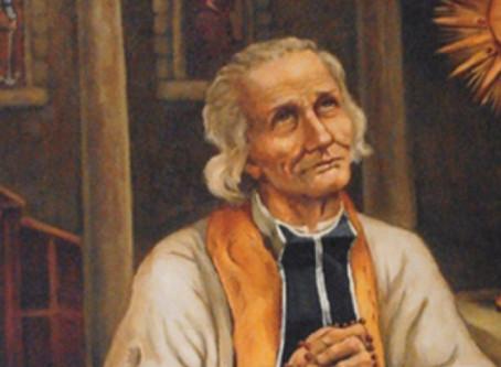 Saint John Vianney - Homily on Service to the Blessed Virgin