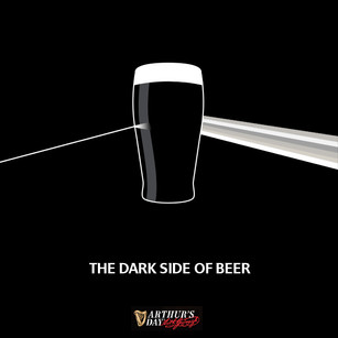 """Guinness: Pink Floyd """"The dark side of the moon"""""""