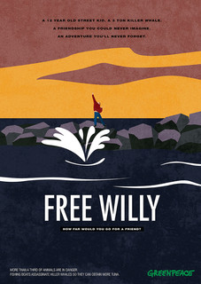 Greenpeace: Free Willy