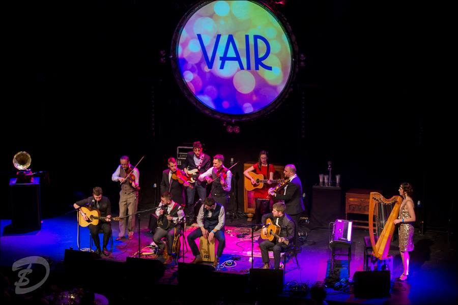 Vair Featuring Fiddlers' Bid