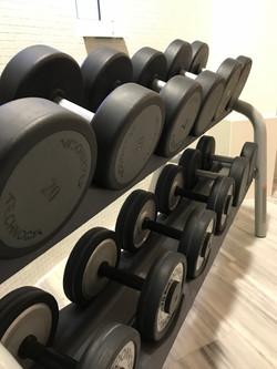 Free Weights Technogym