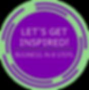 LET'S GET INSPIRED! ondernemersbegeleiding