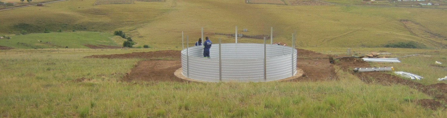 Texas Well Water Tanks