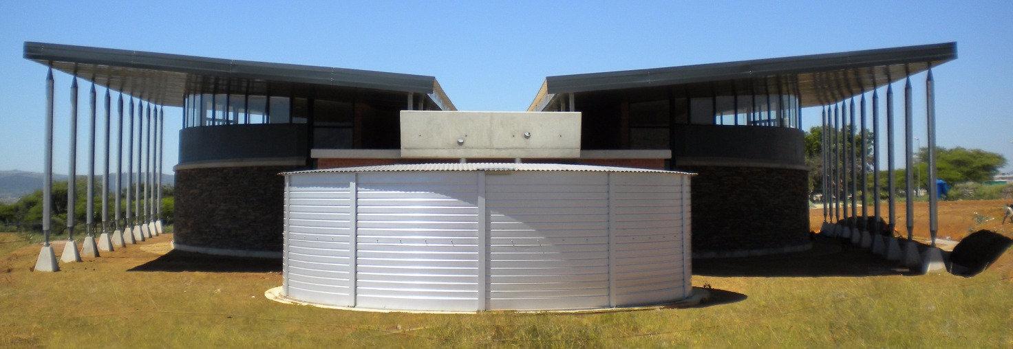 Rainwater Harvesting Tanks for Texas