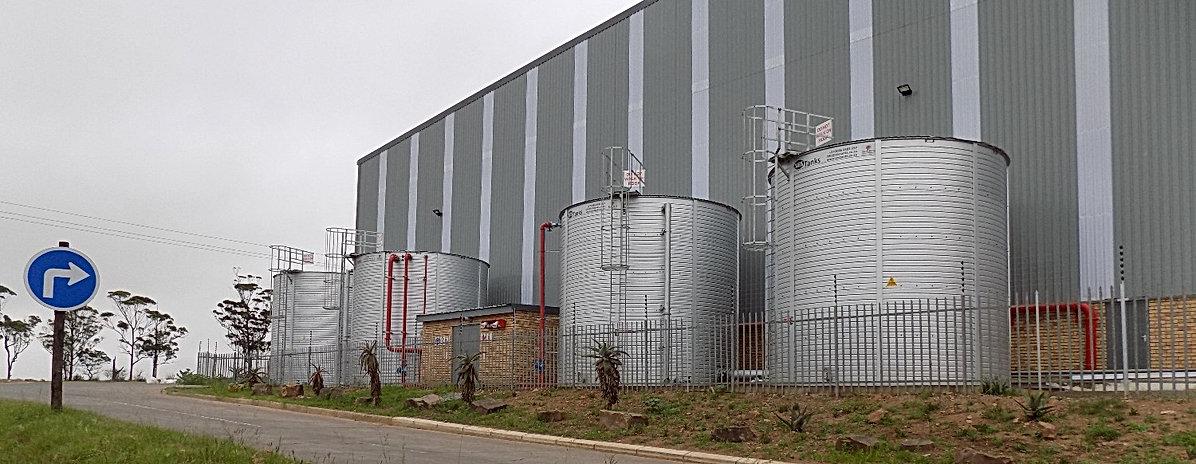 Multiple Tanks for Fire Sprinkler System