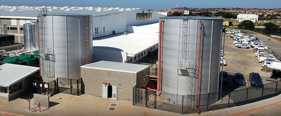 Large Capacity Fire Fighting Water Storage Tanks