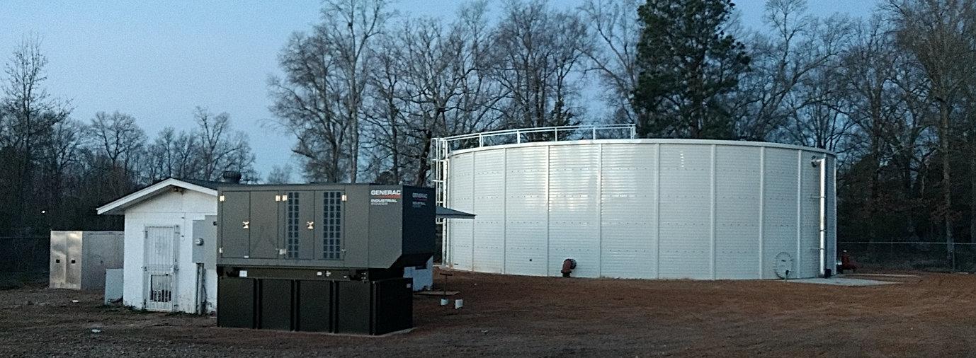 Texas Water Utilities Rely on SBS Tanks