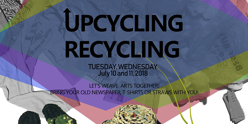 Upcycling Recycling