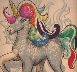 maxineleuartwork- KirinIs Not Unicorn