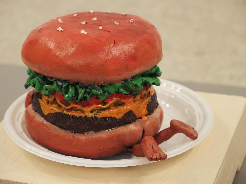 Shaking Dishes (Burger)_Leu