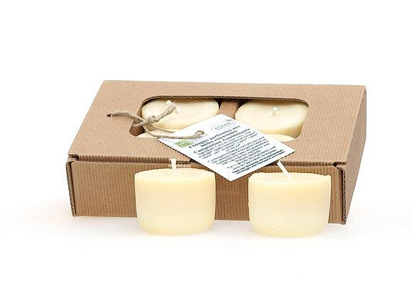 Boîte de 6 bougies