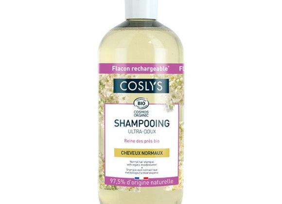 Shampoing Ultra Doux à la Reine des Prés Bio / 500 ml