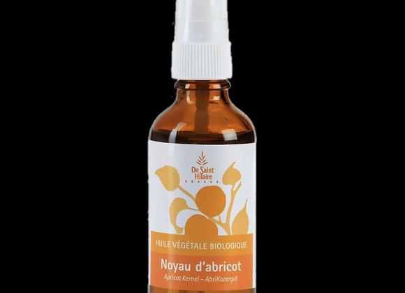 Huile Végétale d'abricot Bio / 50 ml