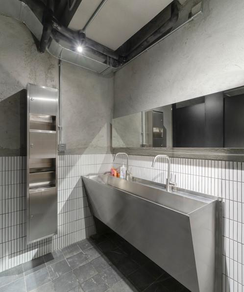 108梁山 廁所