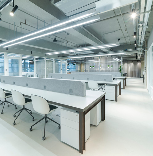 108梁山 Fixed desk 及 Private Office
