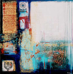 Turkish Blue 60 x 60cm