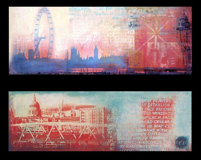 London Riverwalk x 2