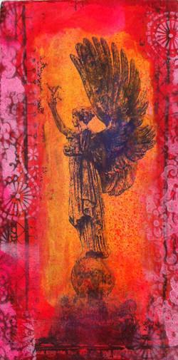 Peace Angel 10 x 20cm