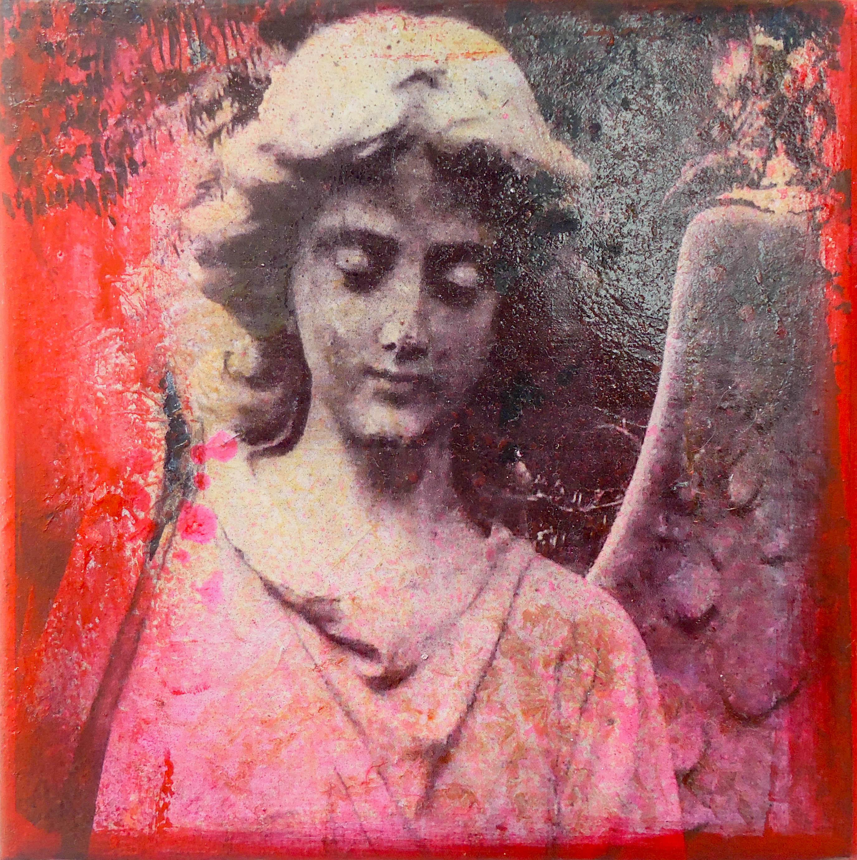 Angel 15 x 15cm