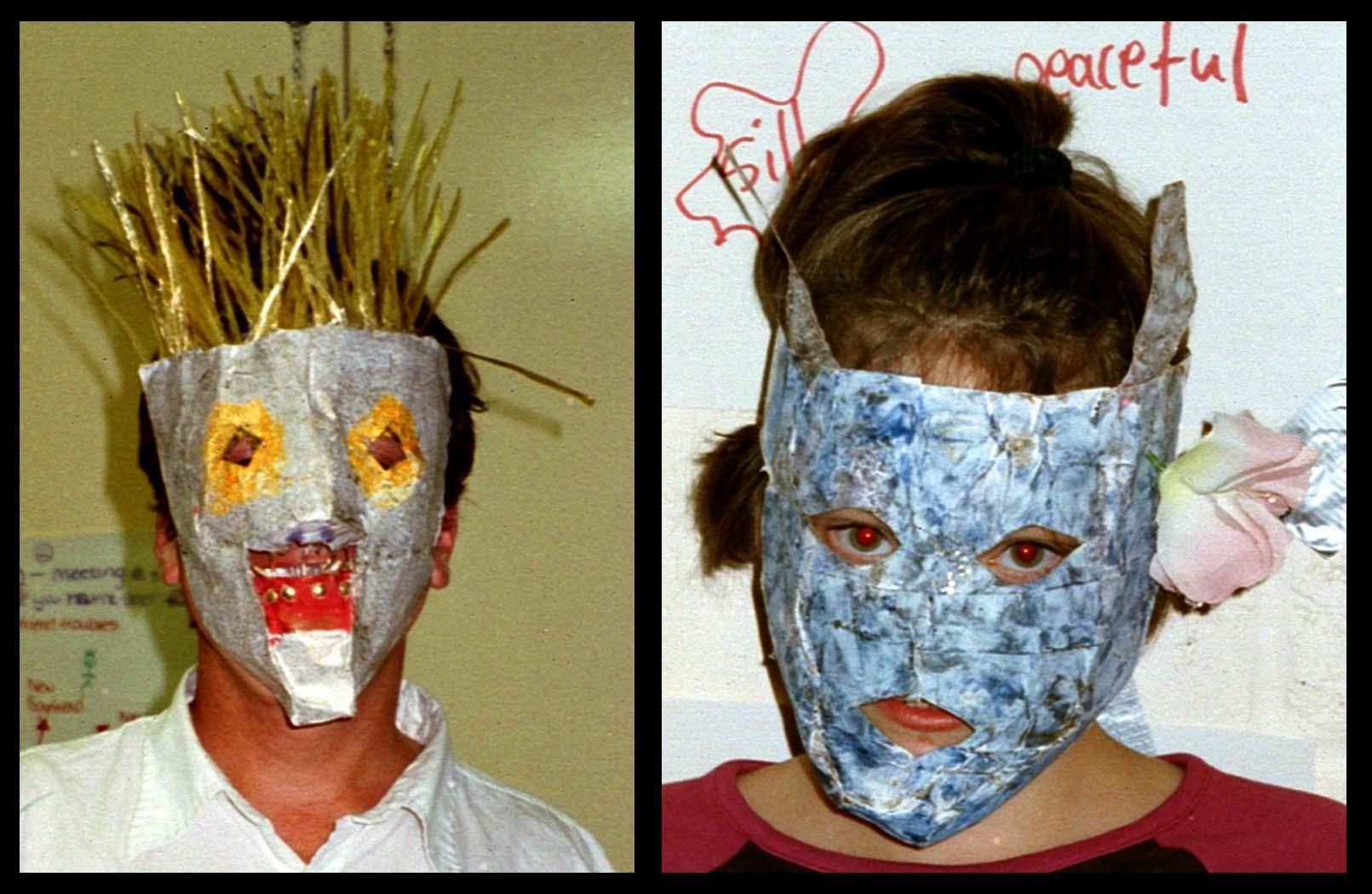 Mood Masks Workshop