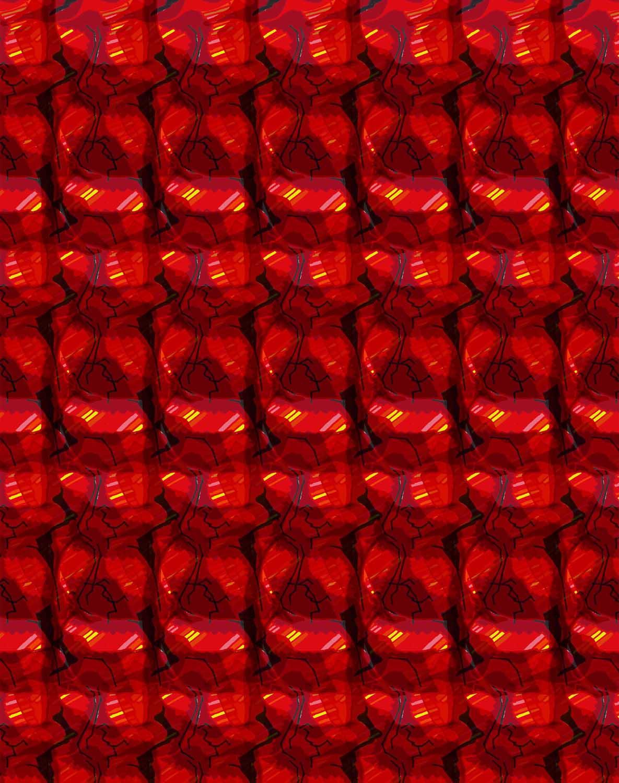 Sussex Downs -Textile Design