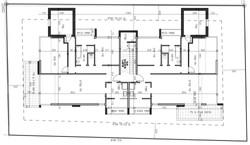 הרצליה - סירקין 7 -קומה טיפוסית  א