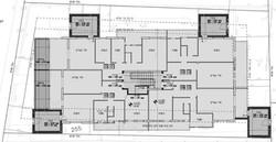 רמת גן - שדרות אברהם 5 - קומה טיפוסית