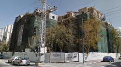 תל אביב - יהודה הנשיא 24-26 - מצב קיים