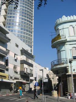 תל אביב - אלנבי 79 - מצב קיים 1