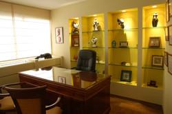 תל אביב - ברודצקי - תכנון פנים חדר רופא 2