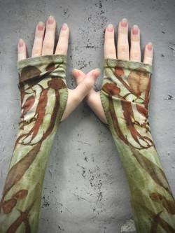 Petite 195gsm gloves in copper