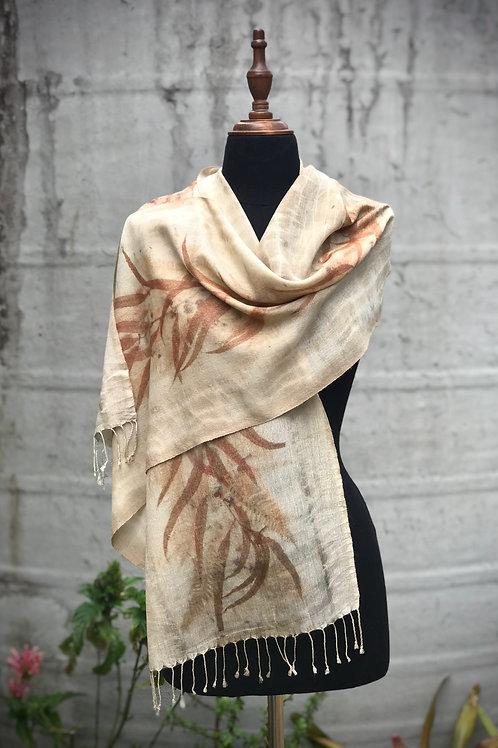 Silk Wool Scarf