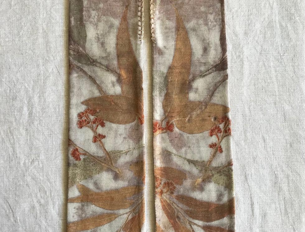Medium Silk Merino Gloves