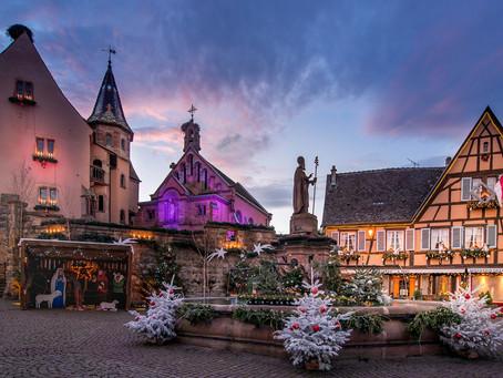 L'Alsace, terre de villages pittoresques