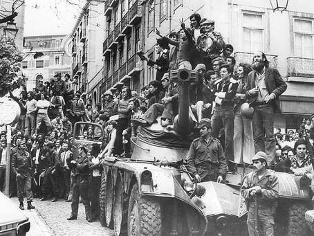 C'était le 25 avril au Portugal il y a 46 ans