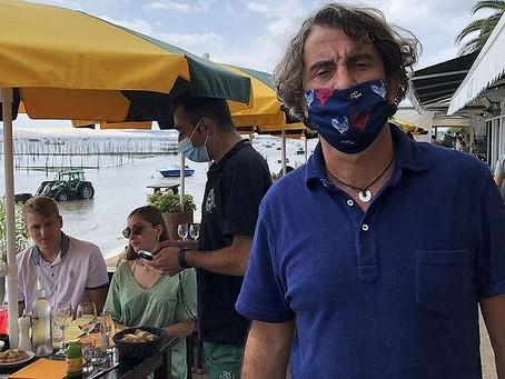 Ludovic Mège & le Caillebotis: « cette crise sanitaire me coûte mon restaurant »