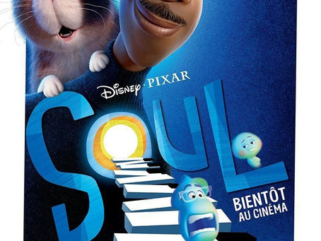 Soul, de Pete Docter et Kemp Powers (critique)