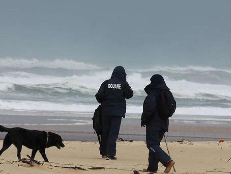 Lège-Cap-Ferret : 23 kilos de cocaïne enfouis sous le sable