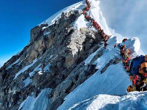 L'Everest, voyage sur le toit du monde
