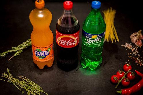 Кока-кола,Фанта,спрайт