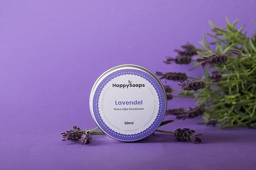 Natuurlijke Deodorant – Lavendel
